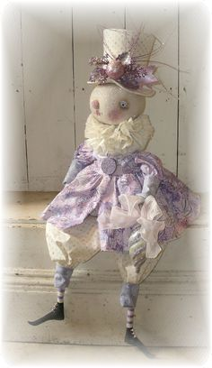 Special order Snow doll