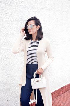 Xá de Amora - Blog de Moda: Look Outono Minimalista