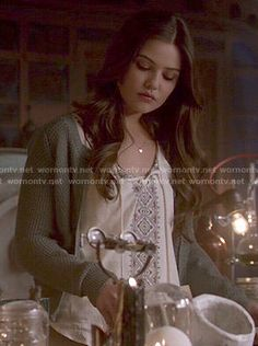 The Originals Camille, The Originals Davina, Danielle Campbell The Originals, Dani Campbell, Fashion Tv, Fashion Outfits, Where To Buy Clothes, Davina Claire, Hat Hairstyles