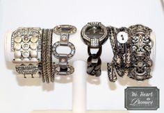 Premier Designs Arm Candy:  Buckle Up, Fab Five, Starlet, Caviar, It's A Wrap & Gateway