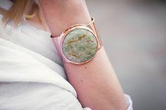 Astrid Precious So You bracelet in Rose Gold Amazonite | chaloth.se