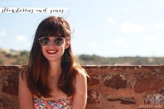 infinito mais um: OUTFIT | Strawberries and Vines
