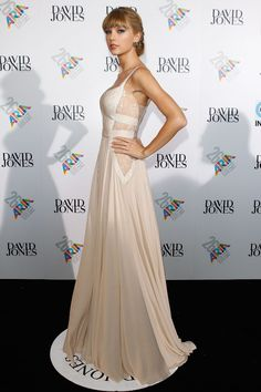 Taylor Swift - 26th Annual ARIA Awards 2012 - Sydney Entertainment Centre - Sydney, Australia - November 29, 2012.