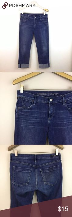 CITIZENS OF HUMANITY Dani Cropped Straight Jeans COH Dani jeans. Size 29. Preowned with no flaws.   Please note:  *I offer a 30% discount on all bundles! Bundle and save! *I also offer FREE SHIPPING on bundles of 5+ items! Add 5 or more items to a bundle and I will send you a direct offer for free shipping.  *I do not accept offers. All items are priced to sell. Prices are FIRM. Bundles are encouraged! Citizens Of Humanity Jeans Straight Leg