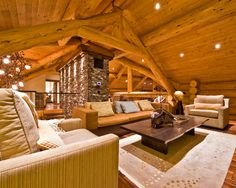 ( Sitka Log Homes )  Spaces Sitka Log Homes Design, Pictures, Remodel, Decor and Ideas