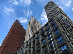 Den Haag Skyscrapers