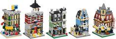 LEGO: Mini Modulars
