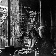 Ed Van der ELSKEN :: from the photo-novel 'Love on the Left Bank' [1954]