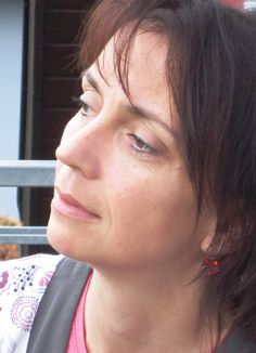 """Manuela Marchal: """"I'm not a diver, I'm not a fisher.  I don't have an aquarium.  Cooking fresh fish in the kitchen, isn't my thing.  I'm not a Pisces  and I can't stand Nemo.""""  http://www.manuela-marchal.de/"""