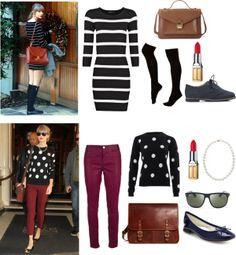 """Taylor Swift's fashion!"" by haleyhansli on Polyvore"