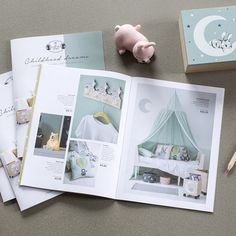 New catalogue // Today, Thursday 1 February, Søstrene Grene releases a new catalogue with interiors for the family's little ones – you can find the link in our bio or get your own copy from your local Søstrene Grene.  .  .  The products in the catalogue will be available for sale in stores from Thursday, 8 February 2018 and while stocks last.