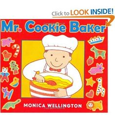 Use for cookie storytime