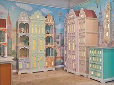 Карамель-фабрика эксклюзивной детской мебели