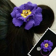 μακραμέ μου - χειροτεχνίας μούτρο Macrame Bag, Micro Macrame, Macrame Jewelry, Macrame Bracelets, Boho Headband, Headbands, Knot Braid, Dread Beads, Soutache Necklace