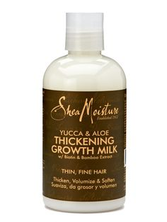 18 Best Hair-Thickening Products How to Get Thicker Hair - Hair Growth Products - Redbook Natural Hair Tips, Natural Hair Styles, Get Thicker Hair, Leave In, Hair Growth Tips, Biotin Hair Growth, Keratin Hair, Hair Growth Shampoo, Healthy Hair Growth
