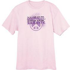 Namaste Funny Novelty T-Shirt Z13233 - Rogue Attire