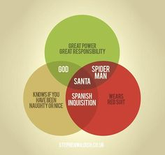 Superhero Santa