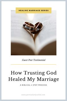 Does your marriage need healing? This beautiful testimony proves that there is always hope, as long as we are willing to humble ourselves and trust God's biblical design for marriage. Broken Marriage, Save My Marriage, Marriage Advice, Difficult Relationship, Personal Prayer, Humble Yourself, Love My Husband, Emotional Abuse, Spiritual Life