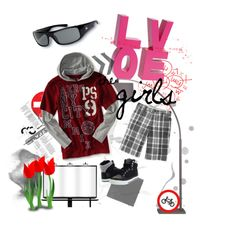 """Teen boy""  by terresekopp on Polyvore"