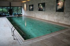 Luxury pool at your home. Check our offer on www.vitalsauna.eu