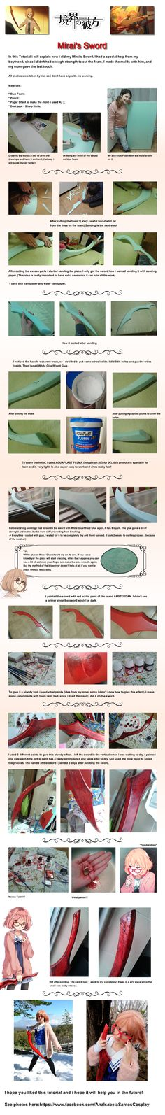 Tutorial Mirai Sword EN by AnaIsabelaSantos