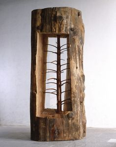 Giuseppe Penone - The Hidden Life Within (2012)