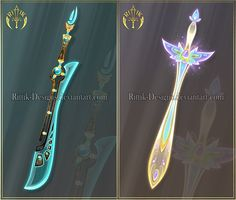 Swords adopts 20 (OPEN) Offer your price by Rittik-Designs