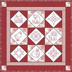 Soooo nice quilt!