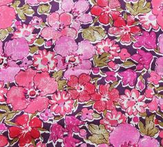 LIBERTY OF LONDON TANA LAWN - CLASSICS COLLECTION - GEMMA D - by FQ / METRE