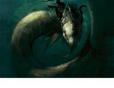 Leviathan by darkartist3.deviantart.com on @DeviantArt