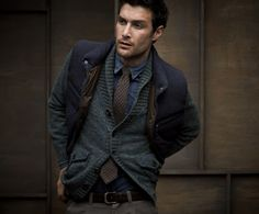 Look 10 | Men | Fall Winter 2013/2014 | Collections | Brunello Cucinelli