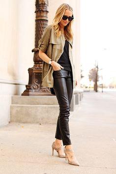 Olive your style via Fashion Jackson.