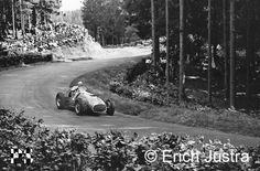 F  Extra Championship German Gp Nurburgring Ferrari Alberto Ascari