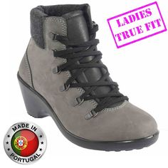 buy online cc9d6 30223 Lavoro Geena ESD Nubuck Leather Ladies Safety Boots Safety Work Boots,  Office Safety, Desert