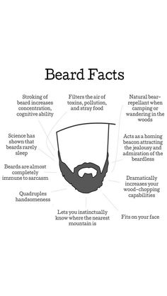 Funny pictures about True Beard Facts. Oh, and cool pics about True Beard Facts. Also, True Beard Facts photos. Gentleman Stil, Gentleman Fashion, Fitness Lady, My Love, Just In Case, Just For You, Beard Love, Man Beard, Bearded Men