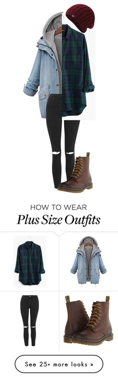"""Untitled #402"" by raven124 on Polyvore featuring Topshop, Dr. Martens, Madewell, Keds, women's clothing, women's fashion, women, female, woman and misses"