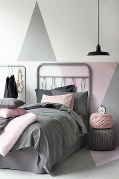 Geometric Wall Painting | - Tinyme Blog                                                                                                                                                                                 More