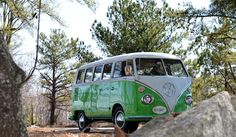 Myrtie Gertrude - a 1965 VW BUS - is available for rental for photography, weddings, events. It is beautifully restored bohemian style.   http://vwbusforrent.com/