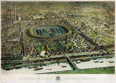 #Paris Worlds Fair 1867