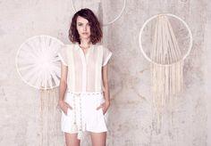 Aldea shirt by Sessun