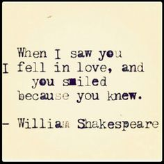 Quite Lovely quote, but not Shakespeare.