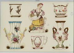 Vintage Sevres Soft Porcelain Garnier #12