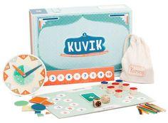 Kuvik - kreatív tanulás, fejlesztő játékok, iskola előkészítés