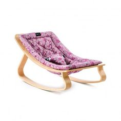 Baby Rocker Levo - Pink Frou-Frou  Charlie Crane @bellejarmc if you don't have one you should get this one!