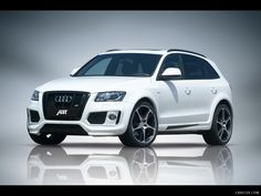 Audi q5!  Ah snowflake u will soon be mine