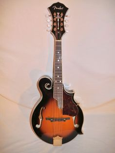 Indian Creek Guitars - Fender FM63S F-Style Mandolin,  (http://www.indiancreekguitars.com/fender-fm63s-f-style-mandolin/)