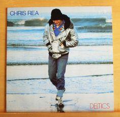 CHRIS REA Deltics Vinyl LP Raincoat and a Rose Dance! Seabirds She gave it away