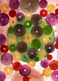 "Saatchi Online Artist Marshy Mar Shy Sun; Painting, ""nr. 88"" #art"