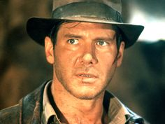 young Harrison Ford/ Indiana Jones