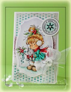 Day four of Whimsy Stamps Rubber release showcase » fresh & fun